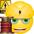 Un electricien